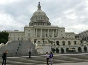 Capitol Hill 合衆国議会議事堂