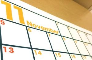 [素材]カレンダー